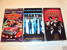 Lot 3 Stand-Up Comédie VHS Latine Kings/Martin Lawrence / George Lopez