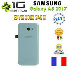 Vitre Arrière Bleu Original Samsung Galaxy A5 2017 Sm-a520