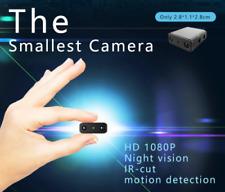 XD Mini Pequeña 1080P IR-Cut Cámara Videocámara Micro Visión Nocturna Infrarrojo 32GB