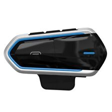 QTB35 Waterproof Motorcycle Helmet Bluetooth Headset FM Radio Call For Rider