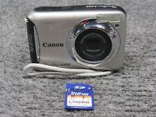 Canon PC1470 PowerShot A495 3.3x Optical Zoom 10.0MP Silver Digital Camera