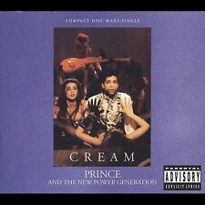 Cream [EP] [EP] [PA] by Prince & the New Power Generation (CD, Nov-1991,...