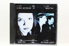 X-Ray Actress - In Your Light #3377 (2001, Cd)