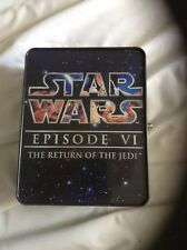 Star Wars Episode 6 Return Of The Jedi Tin