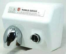World Dryer A5 Hand Dryer 2300 Watt - Tested