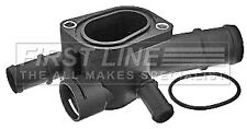 VW TOURAN 1T 1.9D Coolant Flange / Pipe 03 to 10 Water Firstline 038121132D New
