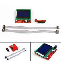 RAMPS1.4 LCD12864 Full Graphic LCD Display Controller Fit RepRap 3D Printer UE