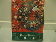 1998 Hallmark Springbok Jigsaw 500 Pcs Memories - Puzzle Plus W/Ornament*Sealed