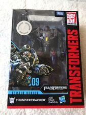 Hasbro Transformers Studio Series Thundercracker 09 Toys R Us TRU Exclusive NIB
