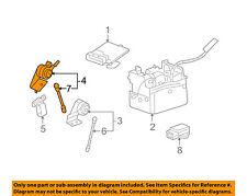GM OEM Ride Control-Rear Rear Sensor 15128648