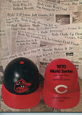 1970 World Series Program BALTIMORE ORIOLES @ CINCINNATI REDS