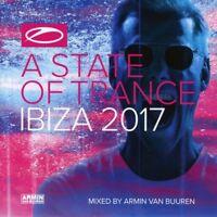 ARMIN VAN BUUREN - A STATE OF TRANCE-IBIZA 2017 (ESTIVA,GAIA,NEELIX,..) 2CD NEU
