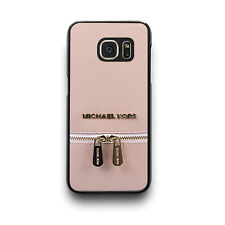 michael kors99 pink logo hard case cover for samsung galaxy S2 S3 S4 S5 S6 S7 S8