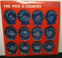 THE PICK OF THE COUNTRY HANK SNOW PORTER WAGNER (VG+) LPM-2094 LP VINYL RECORD