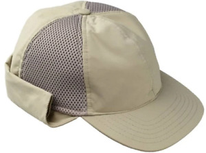 Tilley TMBC CAP WITH CAPE - Khaki/Olive, L (7 1/4 - 7 1/2) MSRP $80