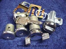 New Door Trunk Glove Ignition Lock With GM Keys Chevelle 70 71 72 73 74 75 76 77