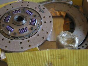 CLUTCH KIT   NOS O/E UK QUALITY ROVER 3500  V8, TR8, SDI, MORGAN, TVR ( LT77 )