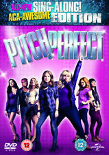Pitch Perfect: Sing-along DVD (2015) Gift Idea NEW Movie BRILLIANT NEW