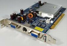 PNY NVIDIA GeForce FX 5200 256MB PCI Dual VGA S-Video Card ATX Full Tower PC