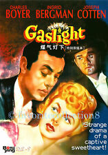 Gaslight (1944) - Ingrid Bergman, Charles Boyer, Joseph Cotten - DVD NEW