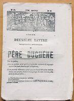 Journal Anarchiste 1871 Père Duchêne Belleville Paris Rossel Marianne Anarchie