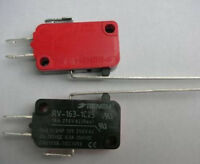 1pcs Limited Micro Momentary N/O + N/C 120V 16A Switch for Microwave Refriger