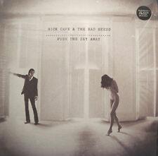 "NICK CAVE & THE BAD SEEDS PUSH THE SKY AWAY 12"" 180 GM VINYL LP + 7"" + MP3 - NEW"