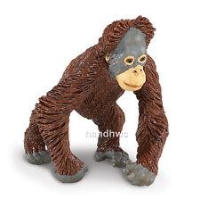 Safari Ltd. 293629 Orangutan Baby Realistic Toy Ape Animal Figurine Model - NIP