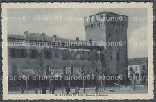 REGGIO EMILIA SAN MARTINO IN RIO 05 Cartolina viaggiata 1917
