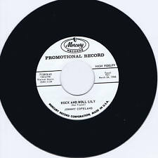 JOHNNY COPELAND - ROCK AND ROLL LILY - (Hot & Wild BLACK JIVER) - NEW REPRO