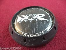 XXR Wheels Black Custom Wheel Center Cap PLASTIC VERSION