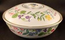 """Worcester ARCADIA Covered Casserole Serving Dish 8 1/2"""" One Quart EXCELLENT"""