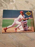 Barry Larkin Cincinnati Reds 1994 Fleer Ultra Ungraded*