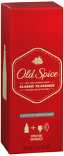 Old Spice Classic Cologne Spray 4.25 Oz - Pack Of 3