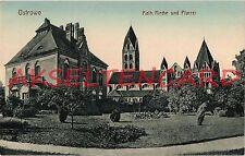 Vor 1914 Ansichtskarten aus Polen ohne deutsche Gebiete für Dom & Kirche
