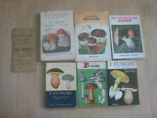 Funghi lotto misto 7 libri