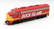 Walthers Proto HO Rock Island F7A RI #676 - Tsunami DCC & Sound
