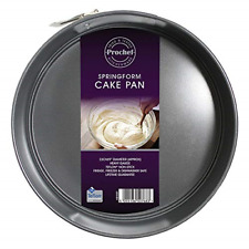Teflon Non Stick Coated 9 Inch Spring Form Cake Tin D.23cm