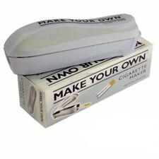 MAKE YOUR OWN CIGARETTE MAKER RIZLA CONCEPT TUBE FILLING MACHINE ORIGINAL NEW