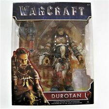 "New World Of Warcraft Durotan 6"" Action Figure With Battle Axe"