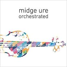 Midge Ure - Orchestrated (NEW CD)
