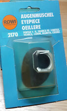 Rowi 2170   MIRINO OCULARE GOMMA  RUBBER EYE CUP PARAOCCHI