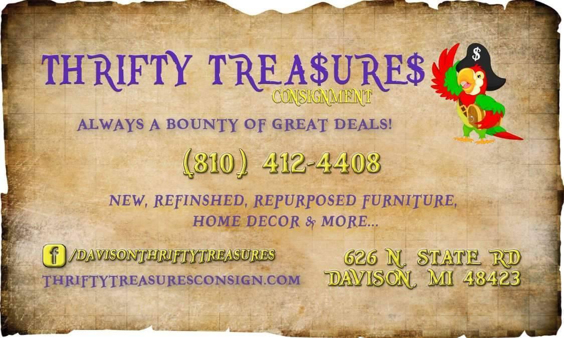 Davison Thrifty Treasures