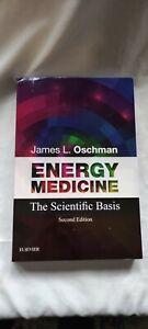 Energy Medicine - 9780443067297 James L Oschman 2nd Edition