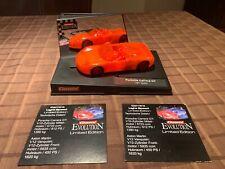 Carrera Evolution 25555 Porsche Carrera GT  Light Speed rot transparent