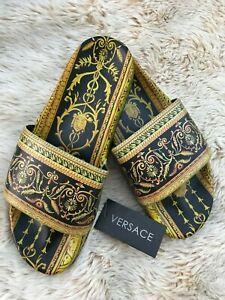 **NEW**Men Versace slidessize UK 10