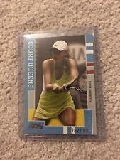 2005 Ace Authentic Signature Series Court Queens /500 Maria Sharapova #CQ-3