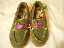 Carter's Girls Shoes Size 10 Toddler Footwear Green Fashion NEW