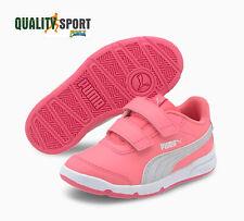Puma Stepfleex2 Glitz Rosa Scarpe Shoes Bambina Sportive Sneakers 193621 01 2020