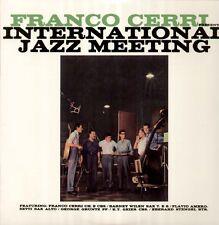 Cerri Franco, Jazz Meeting, Barney Wilen Japan LP